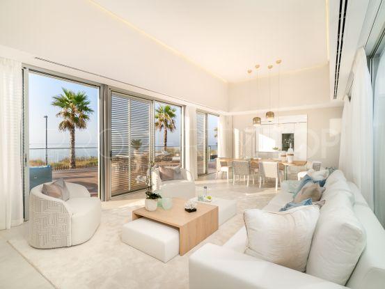 4 bedrooms villa in Estepona Playa for sale | Nvoga Marbella Realty