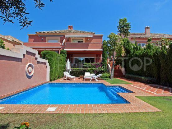 4 bedrooms semi detached villa in Altos de Puente Romano, Marbella Golden Mile | Lamar Properties
