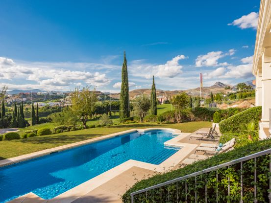 Villa en Los Flamingos Golf, Benahavis | Lamar Properties