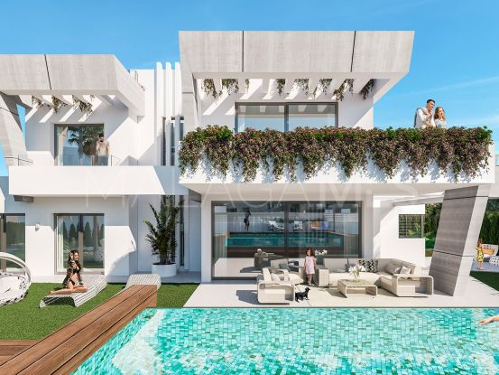 3 bedrooms town house in Marbella - Puerto Banus   Marbella Unique Properties
