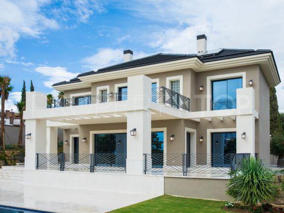 6 bedrooms Los Flamingos villa for sale | Marbella Unique Properties