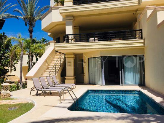 For sale ground floor duplex with 3 bedrooms in Laguna de Banus, Marbella - Puerto Banus | Marbella Unique Properties