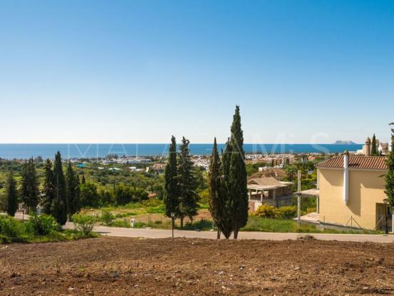 Plot for sale in Paraiso Alto, Benahavis   Marbella Unique Properties