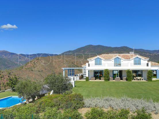 5 bedrooms villa in Monte Mayor for sale | Marbella Unique Properties