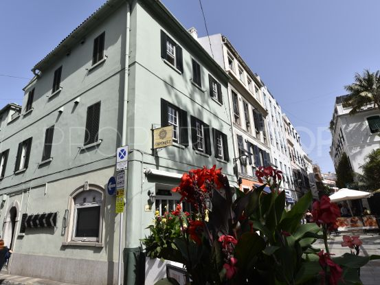 For sale town house in Gibraltar - Town Area with 4 bedrooms | Savills Gibraltar