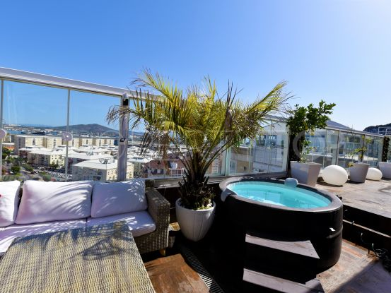 For sale 3 bedrooms penthouse in Eurotowers, Gibraltar - Westside | Savills Gibraltar