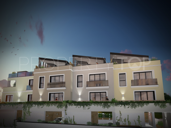Town house in The Quarters with 4 bedrooms | Savills Gibraltar