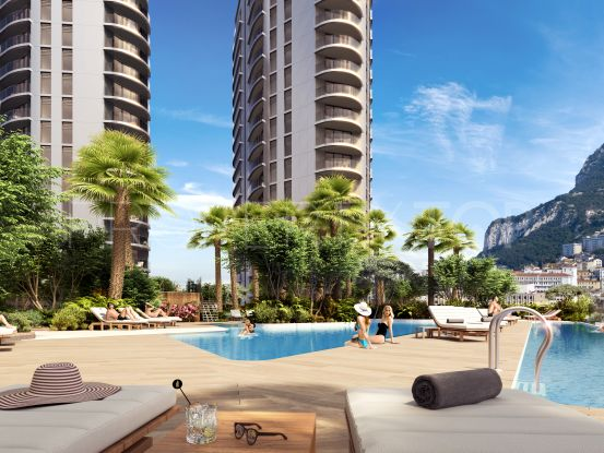 For sale apartment in EuroCity with 1 bedroom | Savills Gibraltar