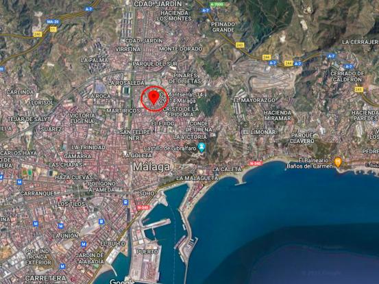 For sale plot in El Molinillo - Capuchinos | Cosmopolitan Properties