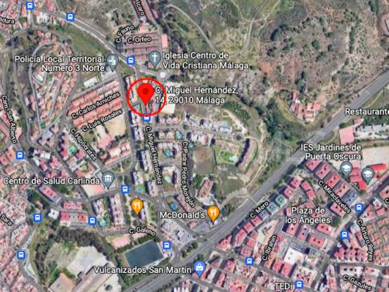 For sale plot in San Alberto - Tejar de Salyt, Malaga - Bailén-Miraflores   Cosmopolitan Properties