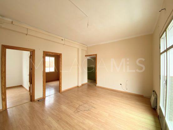For sale apartment with 3 bedrooms in Perchel Norte - La Trinidad, Malaga | Cosmopolitan Properties