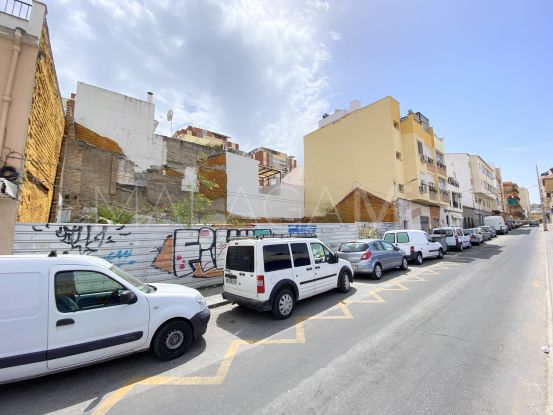 Plot for sale in Perchel Norte - La Trinidad | Cosmopolitan Properties