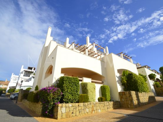 For sale Nueva Andalucia 2 bedrooms ground floor apartment | Cosmopolitan Properties
