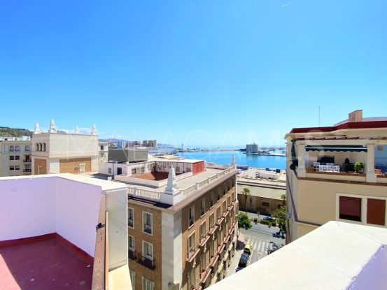 Buy Ensanche Centro - Puerto 2 bedrooms penthouse | Cosmopolitan Properties