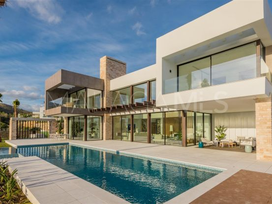 For sale 5 bedrooms villa in La Alqueria, Benahavis   Cosmopolitan Properties