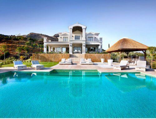 Marbella Club Golf Resort 5 bedrooms villa for sale | Inmobiliaria Luz