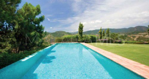 For sale villa in La Zagaleta with 5 bedrooms | Inmobiliaria Luz