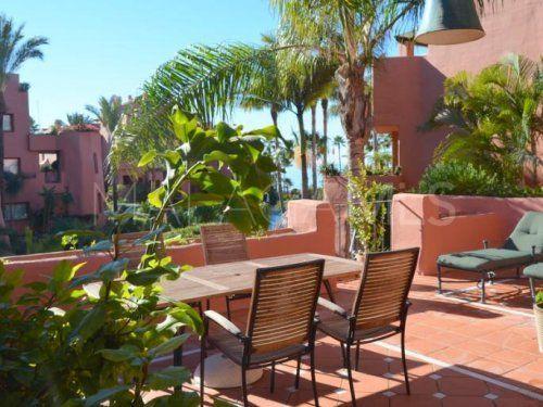 3 bedrooms penthouse in Menara Beach for sale | Inmobiliaria Luz