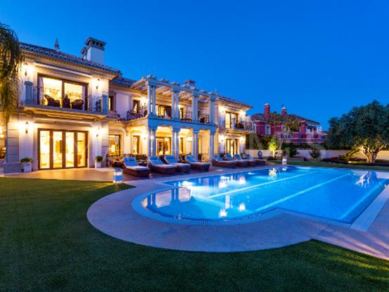 For sale Sierra Blanca villa | Inmobiliaria Luz