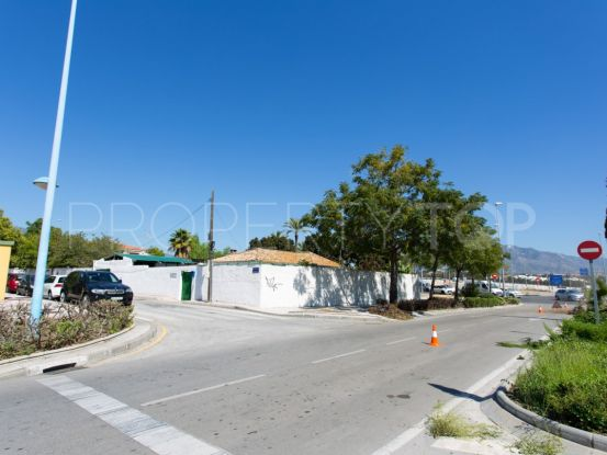 San Pedro de Alcantara plot for sale | Inmobiliaria Luz