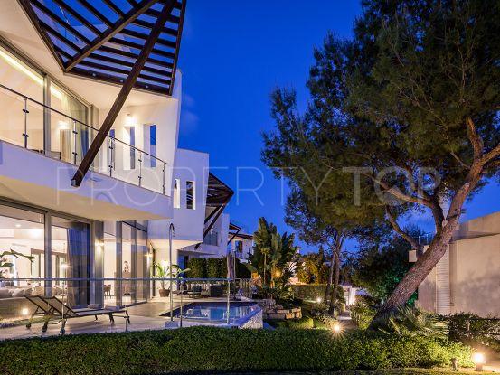 Villa with 4 bedrooms in Sierra Blanca, Marbella Golden Mile   Inmobiliaria Luz
