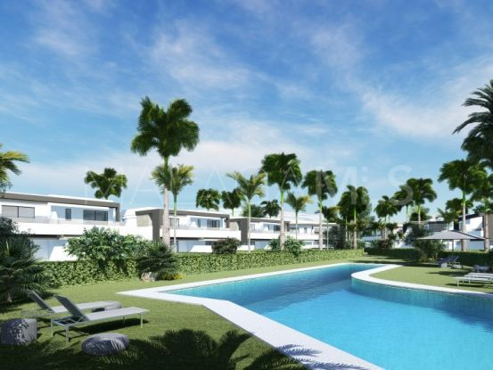 Semi detached house for sale in La Resina Golf, Estepona | Inmobiliaria Luz
