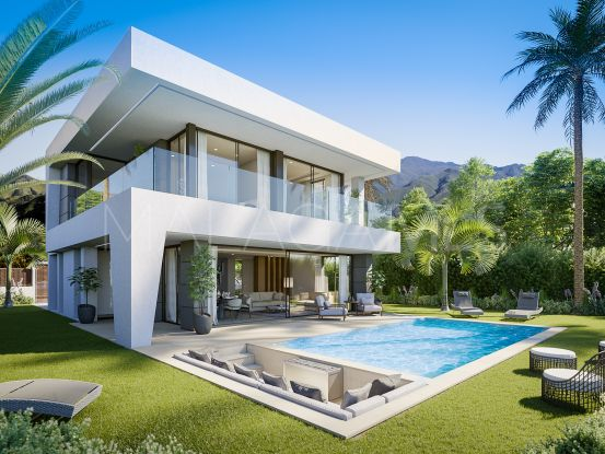 Villa in Manilva | Inmobiliaria Luz