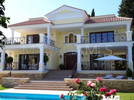 Hacienda las Chapas 5 bedrooms villa   Inmobiliaria Luz