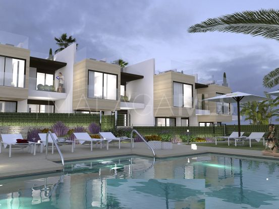Nueva Andalucia town house for sale | Inmobiliaria Luz
