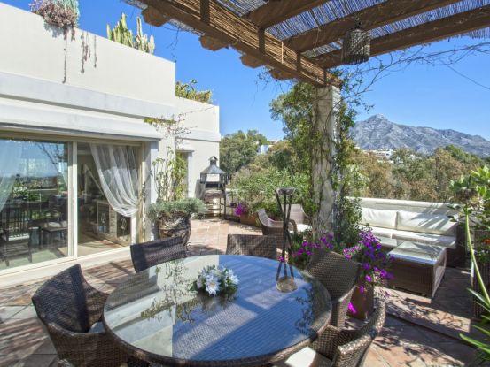 2 bedrooms penthouse in Palacetes Los Belvederes, Nueva Andalucia | Inmobiliaria Luz