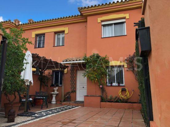 For sale 3 bedrooms town house in Monte Biarritz, Estepona   Inmobiliaria Luz