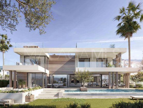 Villa for sale in Cancelada, Estepona | Inmobiliaria Luz