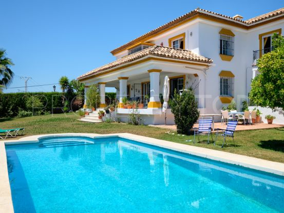 Villa with 4 bedrooms in Guadalmina Alta, San Pedro de Alcantara | Inmobiliaria Luz