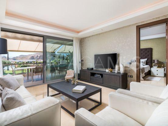 3 bedrooms ground floor apartment in Los Arrayanes Golf for sale | Terra Realty