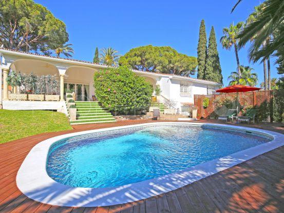 For sale villa with 4 bedrooms in Las Brisas, Nueva Andalucia   Terra Realty