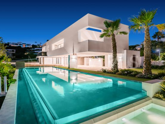 Villa with 4 bedrooms in La Alqueria, Benahavis | Terra Realty