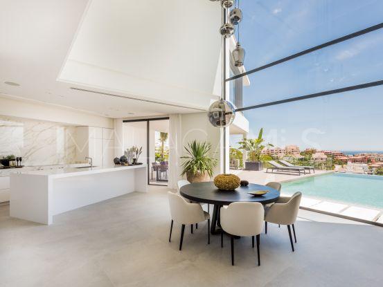 For sale villa with 6 bedrooms in La Alqueria, Benahavis | Terra Realty