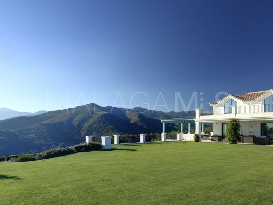 Buy villa with 5 bedrooms in Monte Mayor, Benahavis   Terra Realty