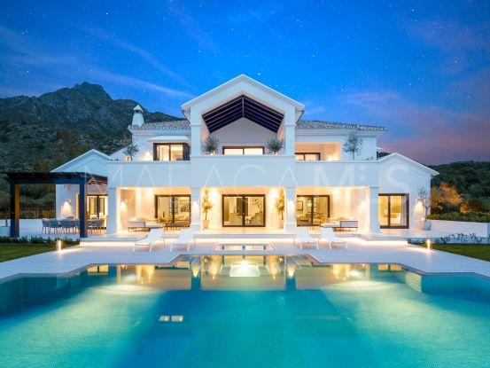 For sale 7 bedrooms villa in Los Picos, Marbella Golden Mile | Terra Realty