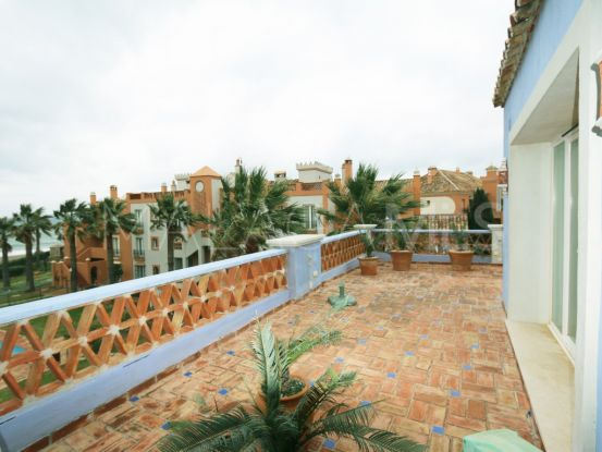 For sale 3 bedrooms duplex penthouse in La Perla de la Bahía, Casares | Terra Realty