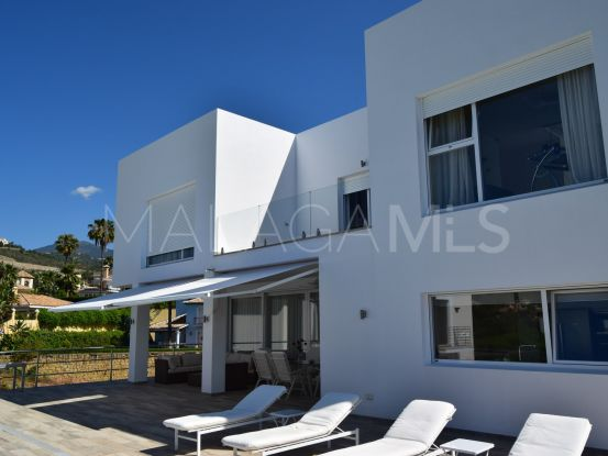 Villa with 4 bedrooms in El Herrojo, Benahavis | Amrein Fischer