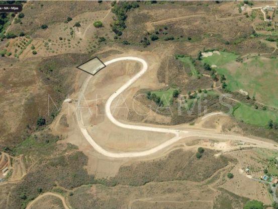 For sale La Cala Golf plot | Amrein Fischer