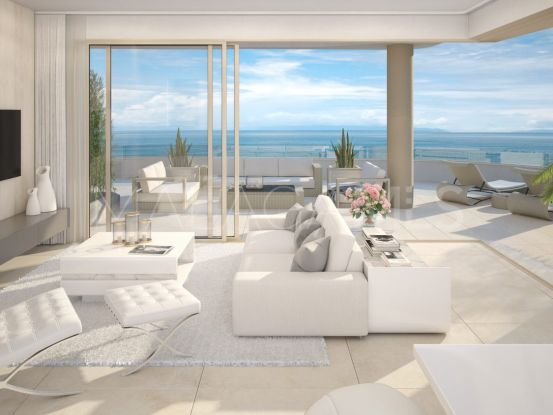 For sale penthouse in Marina del Sol with 3 bedrooms   Amrein Fischer