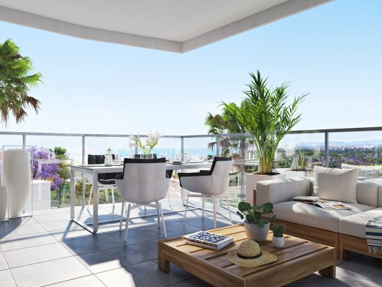 Penthouse for sale in El Chaparral with 3 bedrooms | Amrein Fischer