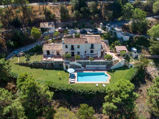 El Madroñal villa for sale   Amrein Fischer