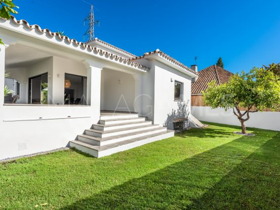 Villa with 3 bedrooms in San Miguel, Marbella | Amrein Fischer