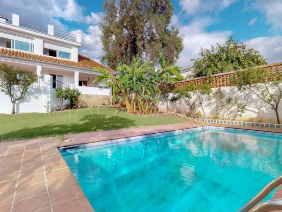 For sale Marbella Centro villa with 4 bedrooms   Escanda Properties