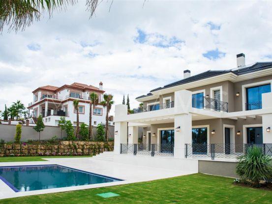 Buy villa with 6 bedrooms in Los Flamingos, Benahavis | Escanda Properties