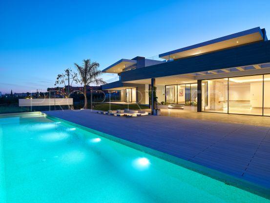 Villa for sale in Los Flamingos Golf with 5 bedrooms | Escanda Properties