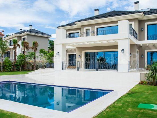 Buy Los Flamingos villa with 6 bedrooms | Gabriela Recalde Marbella Properties